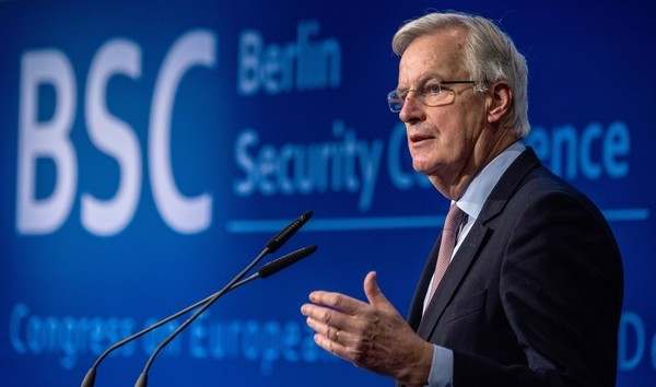 Barnier the diplomat