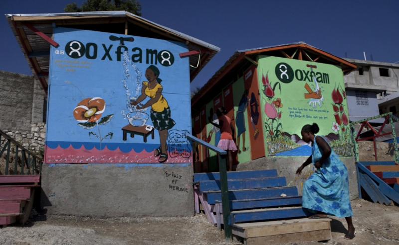 Oxfam's flawed mission