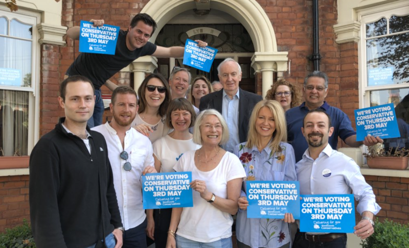 Keeping Wandsworth blue