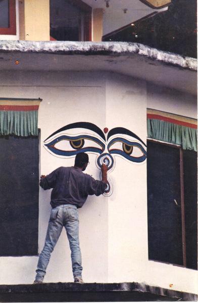 Tibetan Monastary