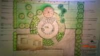 garden redesign, makeover