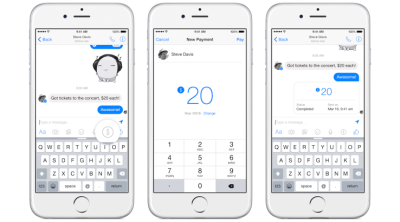 Facebook Introduces Free payment feature across individuals and groups