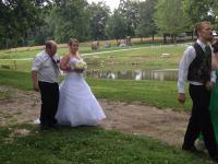 Wedding while Vamping