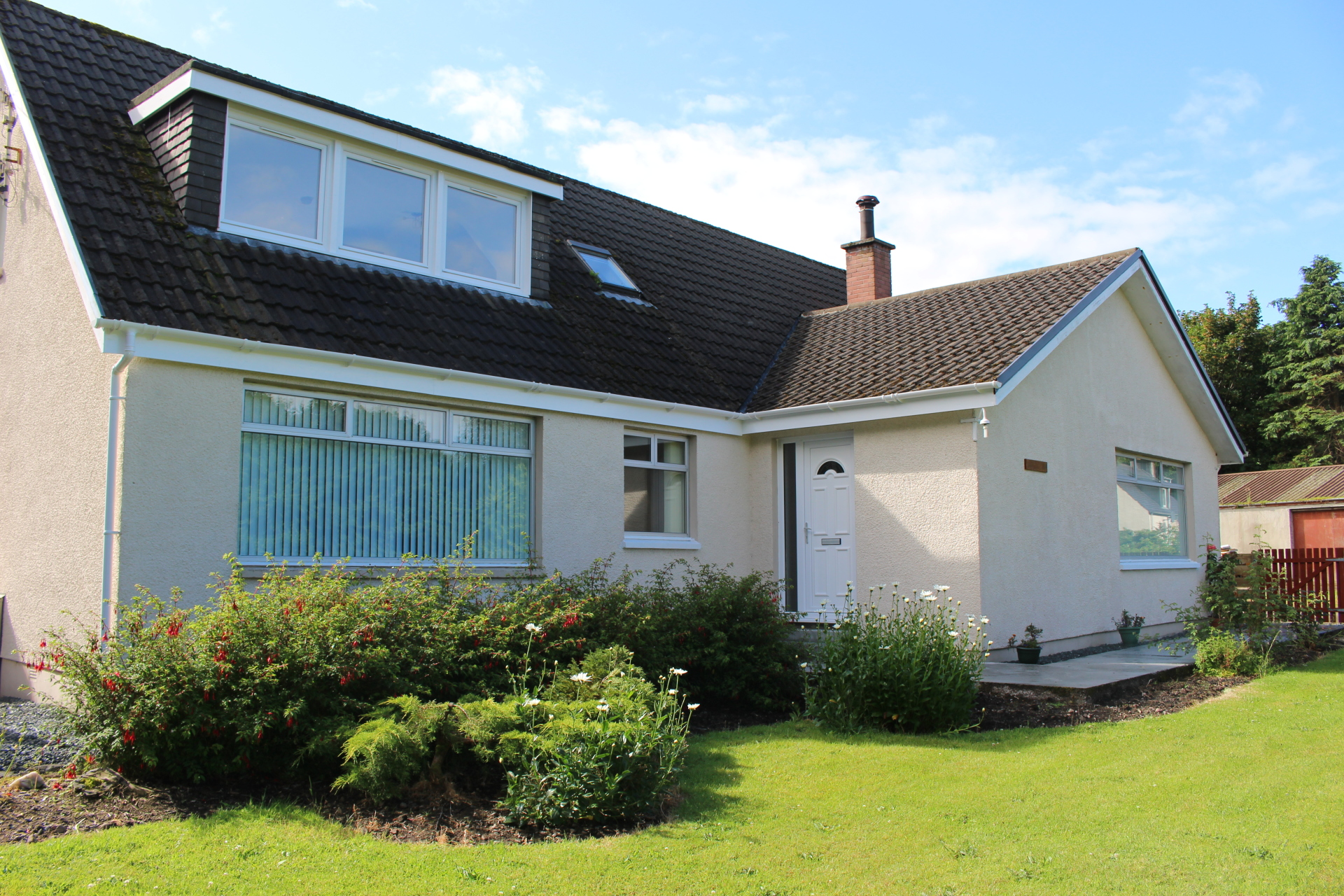 Willowbank selfcatering holiday home in Poolewe