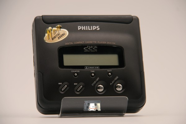 Philips DCC134 User Manual