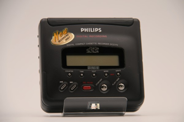 Philips DCC170 User Manual