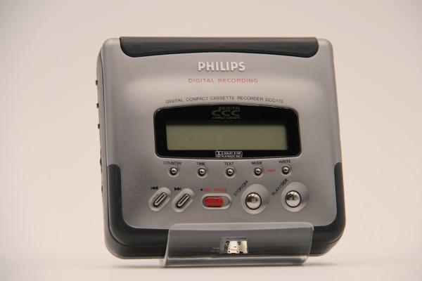 Philips DCC175 User Manual