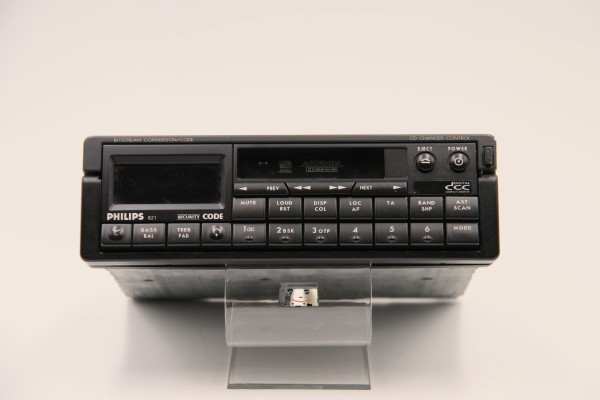 Philips Car Stereo DCC821 User Manual