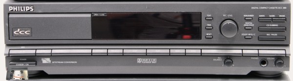 Philips DCC380 User Manual