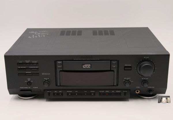 Philips DCC900 User Manual