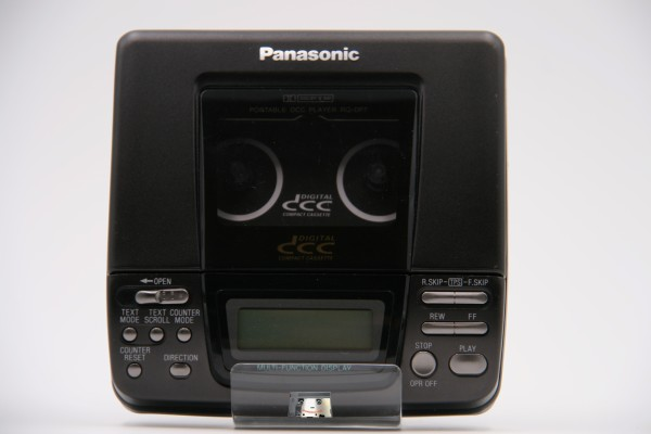 Panasonic RQDP7 User Manual