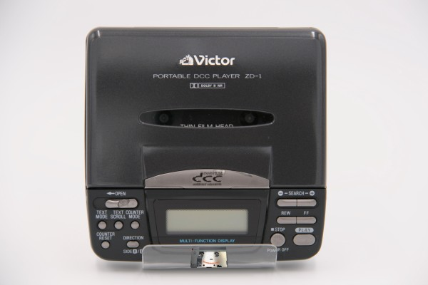 Victor ZD-1 User Manual