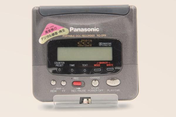 Panasonic RQ-DR9 User Manual
