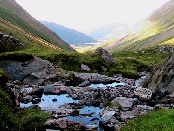Kirkstone Pass to Scotland