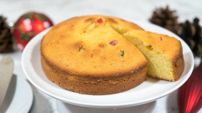 Guyanese Sponge Cake