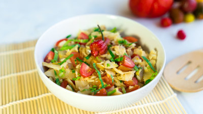 Recipe: Saltfish Buljol