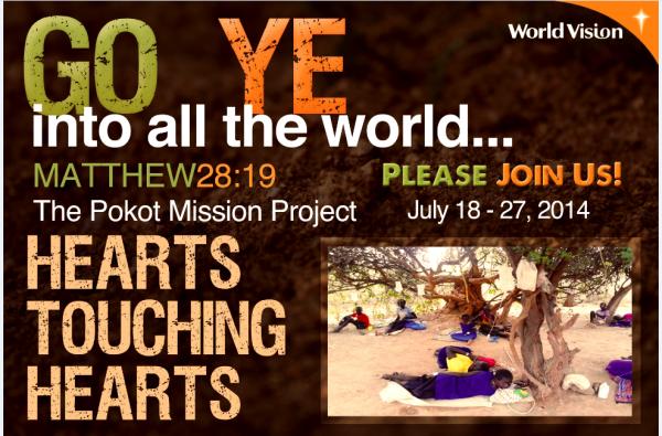 Pokot Mission 2014