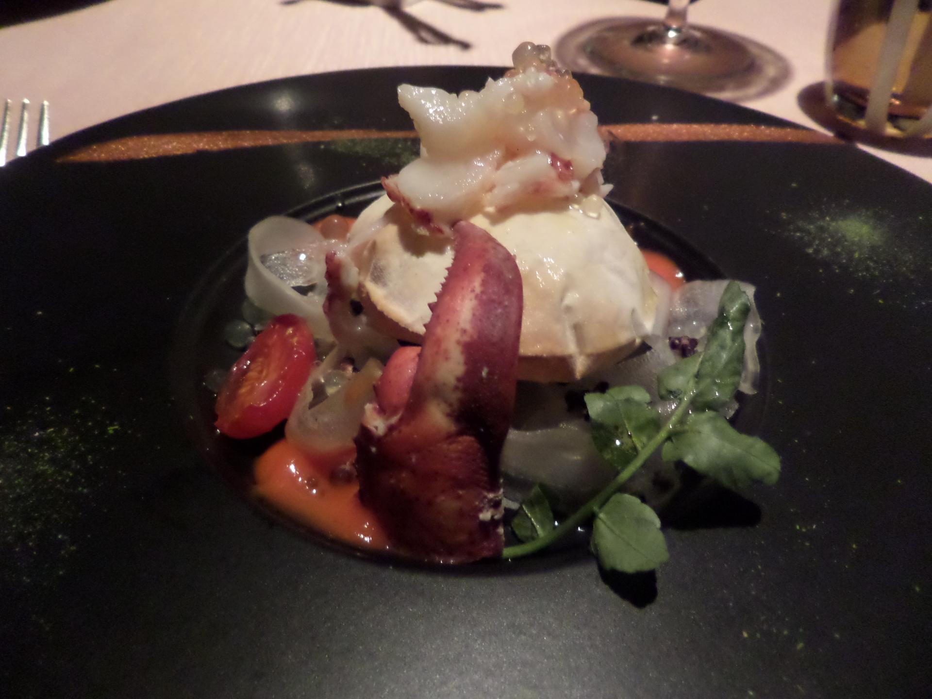 Travelling Snack Restaurant, food van- lobster