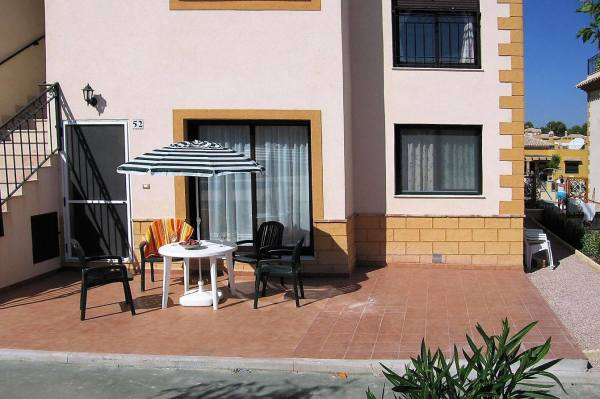GROUND FLOOR APARTMENT 60.000€