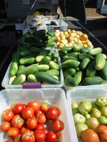 Oroville Farmers Market