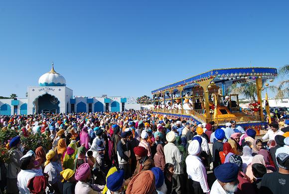 Yuba City Nagar Kirtan Sikh Festival, Yuba City
