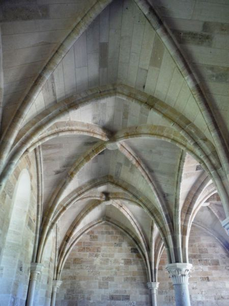 Chapter House, (Sacred Stones) Abbey of New Clairvaux, Vina, CA