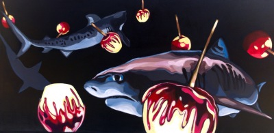 Candied Sharks