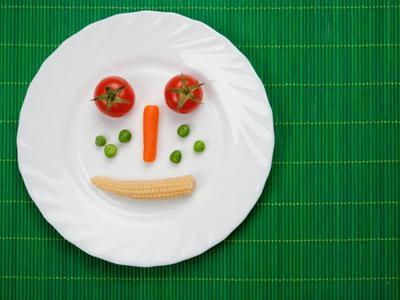 Today's Menu: Your Mental Plate