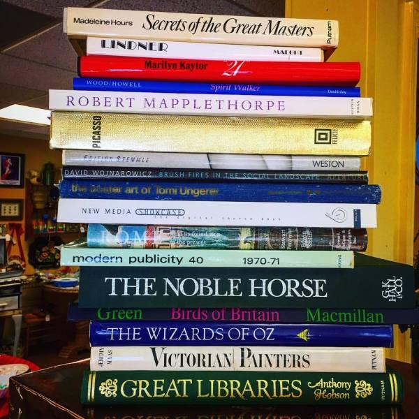 Let's Talk Vintage Books……..