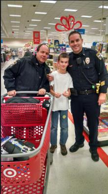 2015 Santa Cop