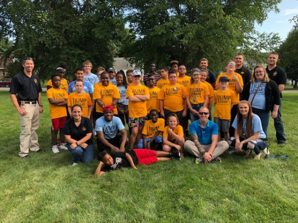 Jumpstart Cookout 2018