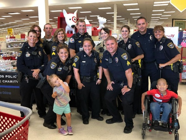 Cops & Kids Back to School 2018