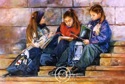 G8-013 Les écolières