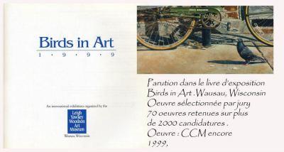 Birds in Art, Wausau, Wisconsin, É-Us. 1999
