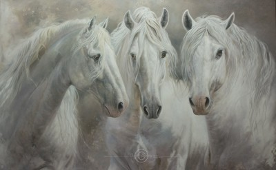 G2-003 Trio Blanco - Vendu/Sold