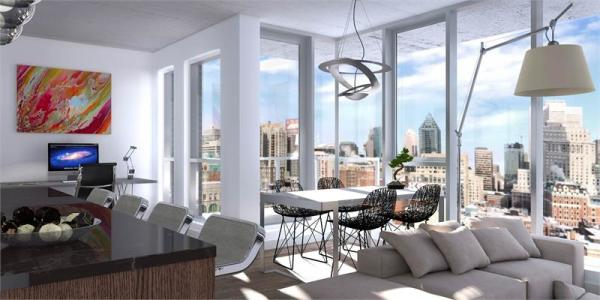 Beautiful condo with a view