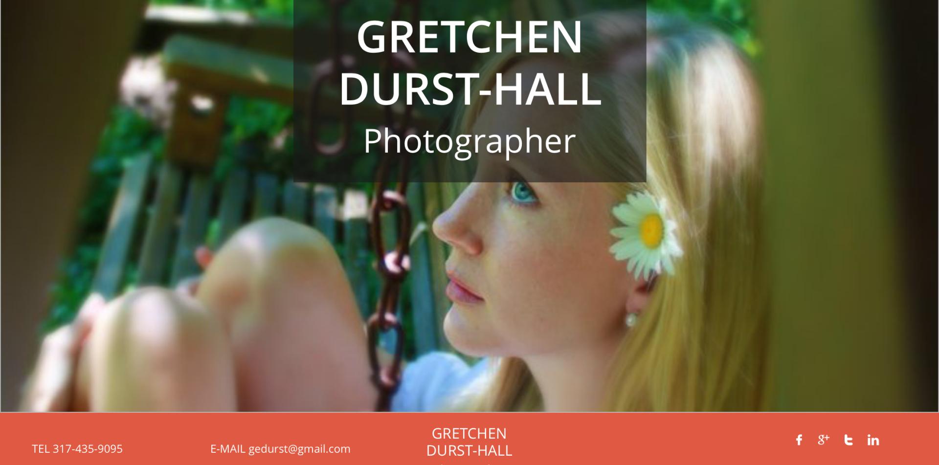 PHOTOS BY GRETCHEN