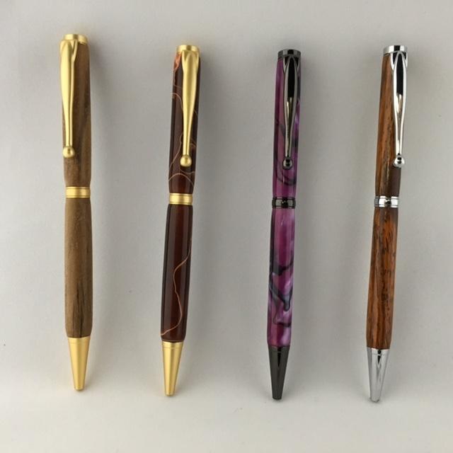 Slimline Pens