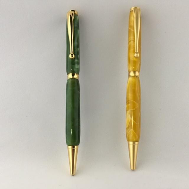 Slimline Twist Pens