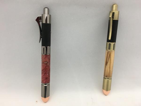 Revolver Click Pens