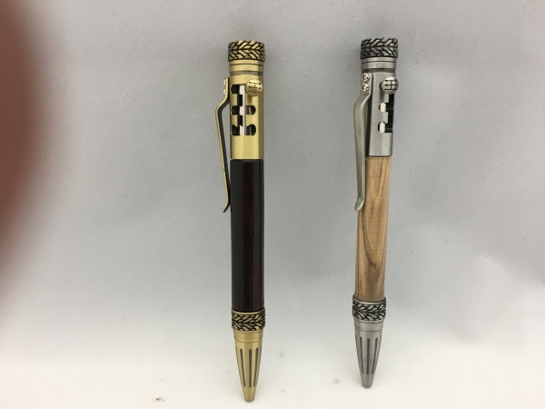 Gearshift Pen