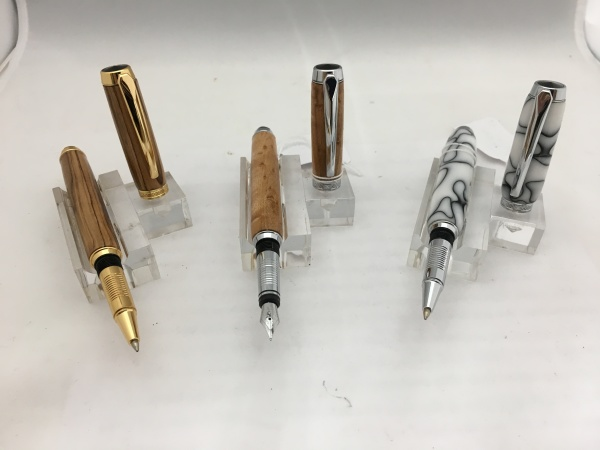 Orion Fountain Pen and Roller Pens