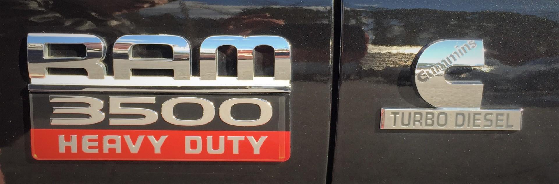 2007 Dodge Ram 3500 Exterior