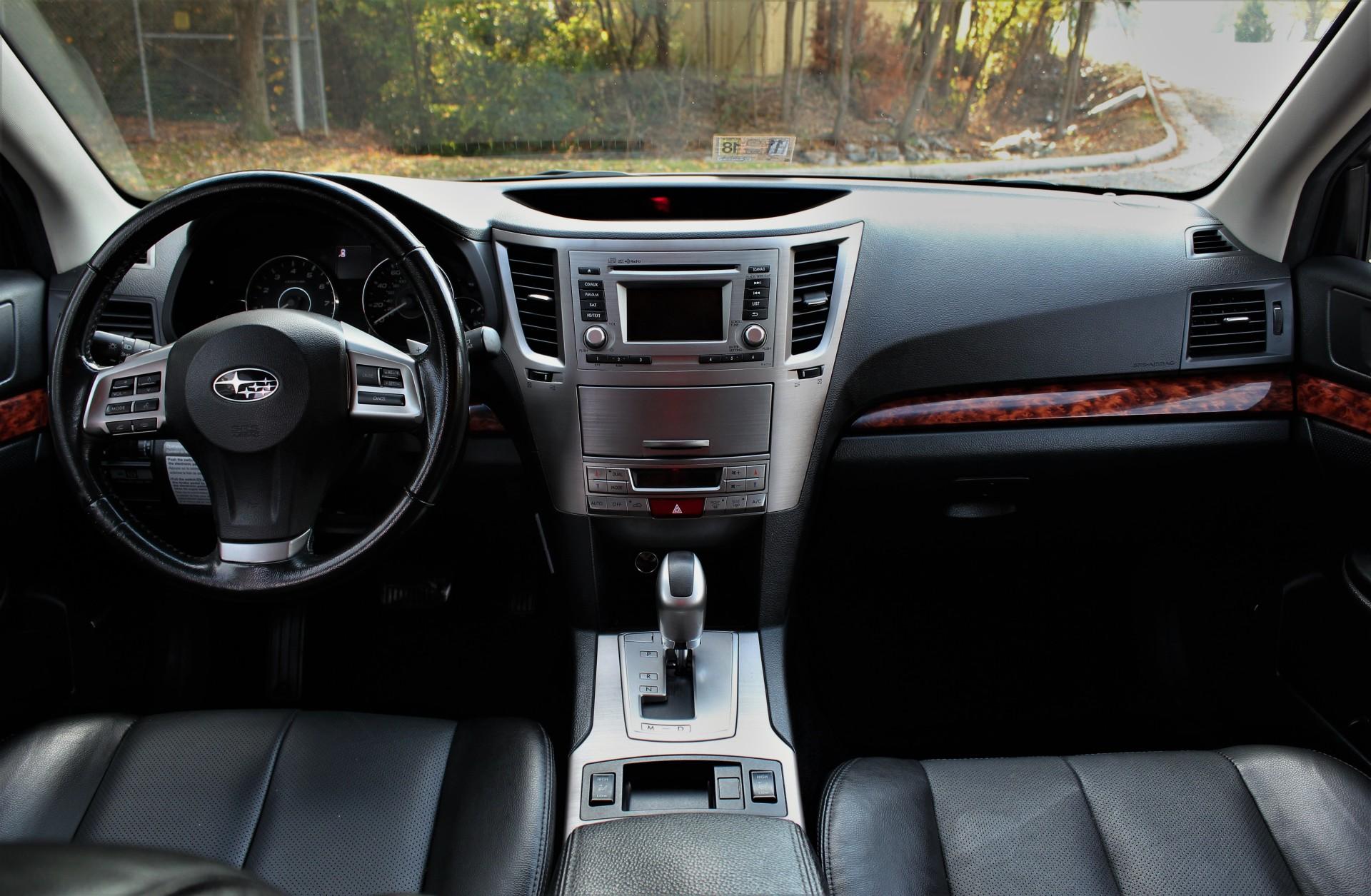 2012 Subaru Outback Limited