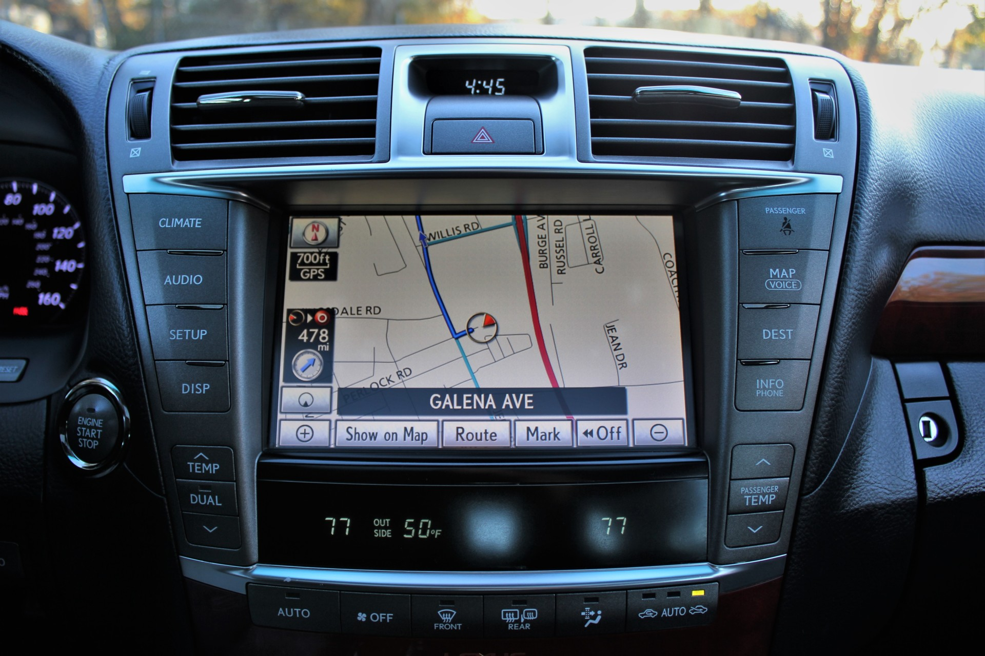 2011 Lexus LS 460