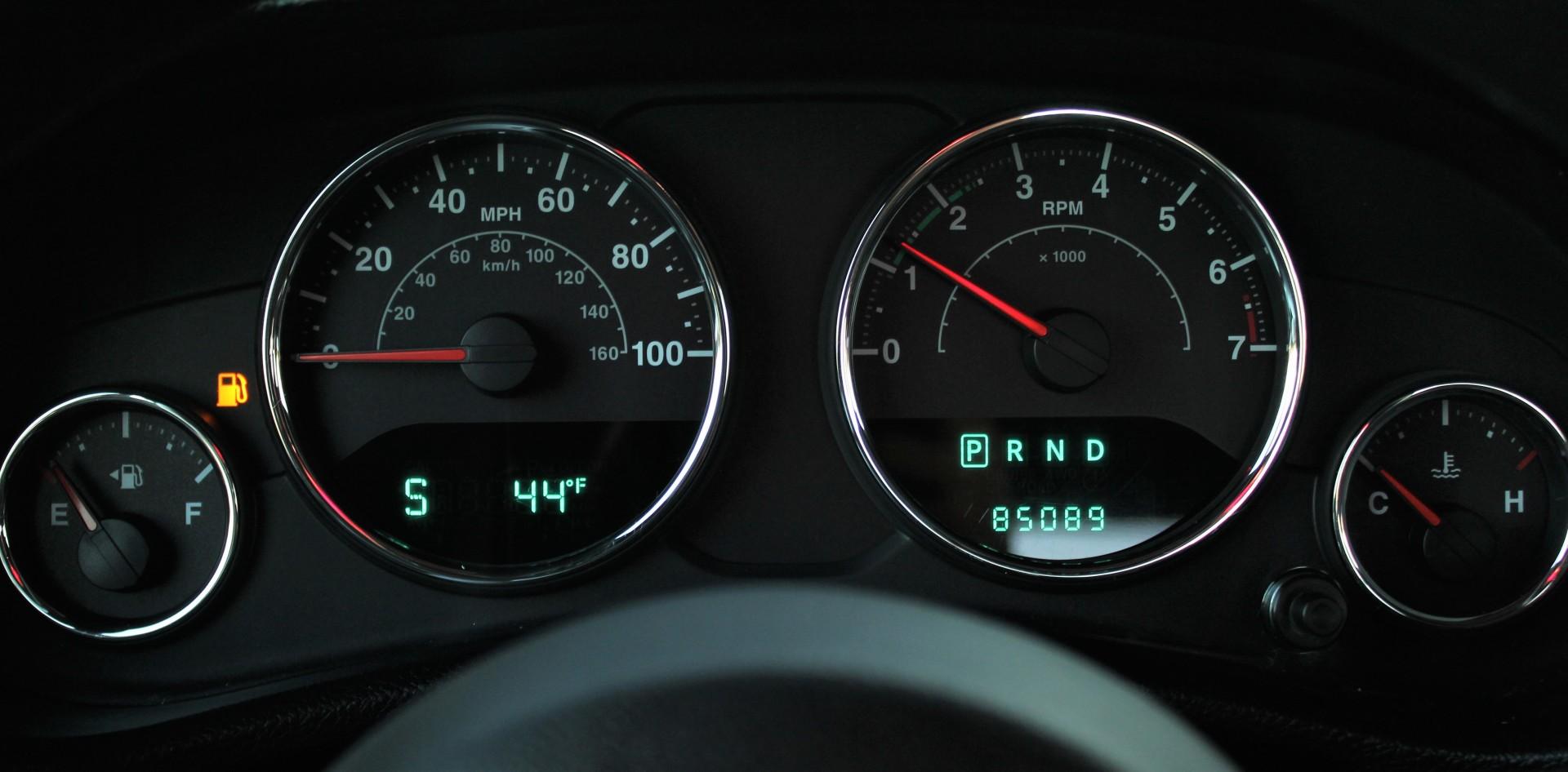 T2013 Jeep Wrangler Sport