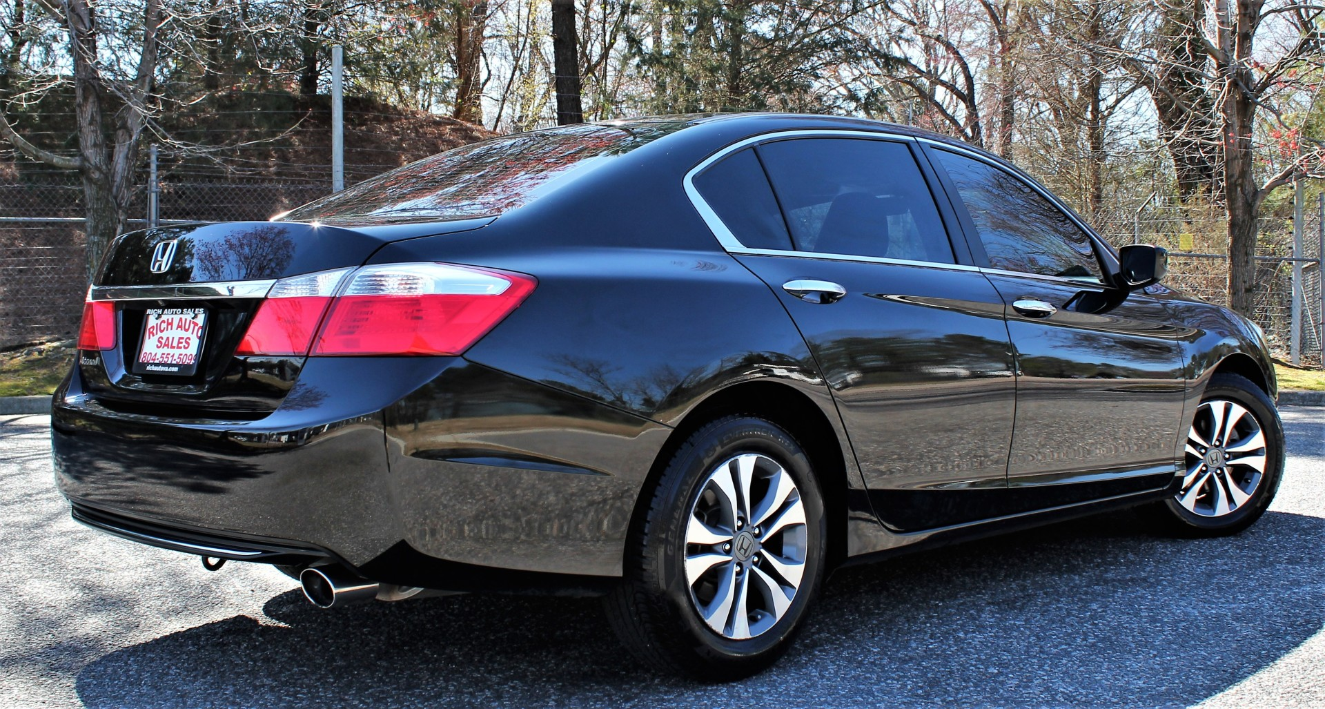 2015 Honda Accord LX