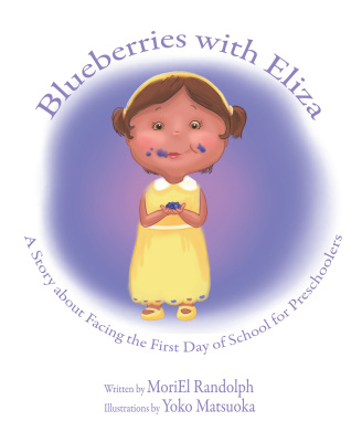 Blueberries with Eliza