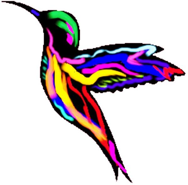 Casa Burlingame Hummingbird Logo
