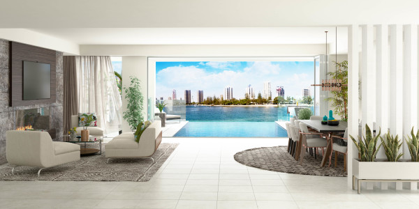 River Isles Gold Coast QLD , 3D Rendering , Architectural